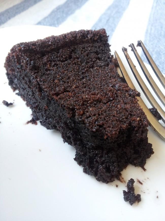 עוגת צנוברים שוקולד שמן זית