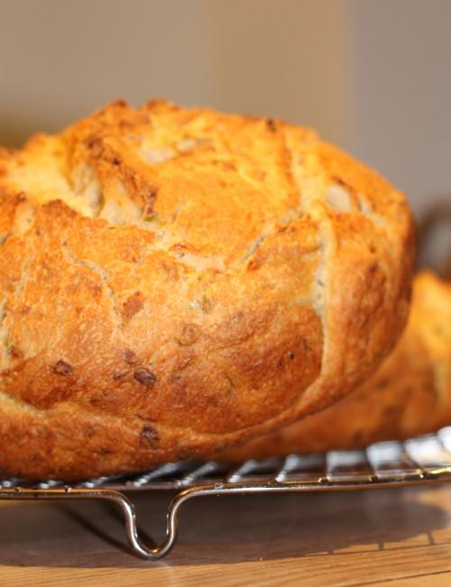 לחם קישואים