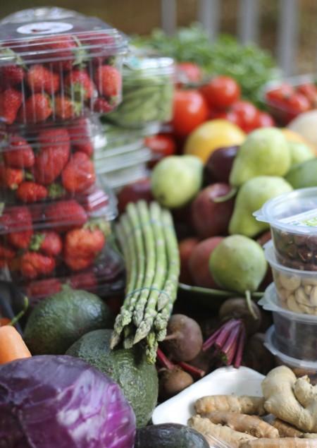 ניקוי ירקות